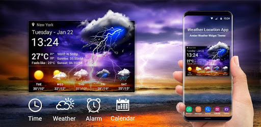 Accurate Weather Report Pro apk