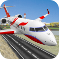 Flying Real Plane Flight - Airplane Games Icon