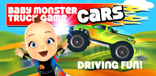 Baby Monster Truck Game – Cars by Kaufcom apk