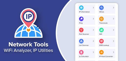 Network Tools: WiFi Analyzer, IP Utilities apk