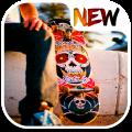 Skateboard Wallpaper Icon