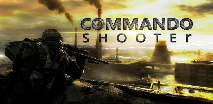 Army Commando Shooter 3D apk