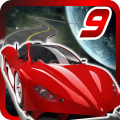 Space Run : A Car Runner game Icon