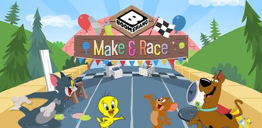 Boomerang Make and Race - Scooby-Doo Racing Game apk