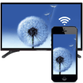Screen Mirroring - Mobile Connect To TV Icon
