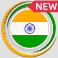 India Fast VPN - Free VPN Proxy Server & Secure Icon