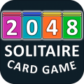 2048 Solitaire Card Game Icon