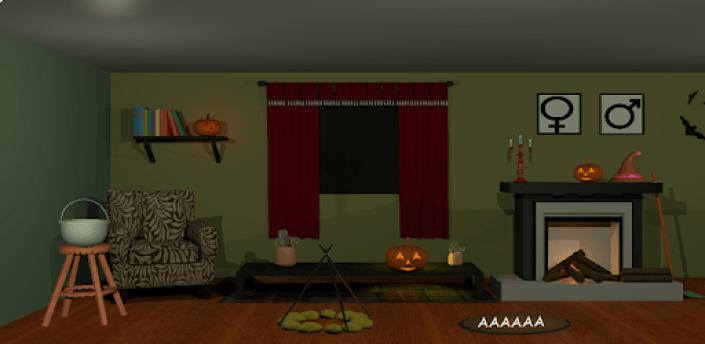 Escape Puzzle Halloween Room 2 apk