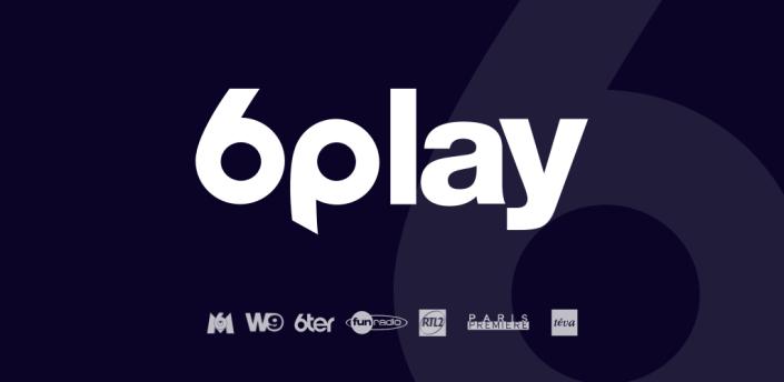 6play, TV en direct et replay apk