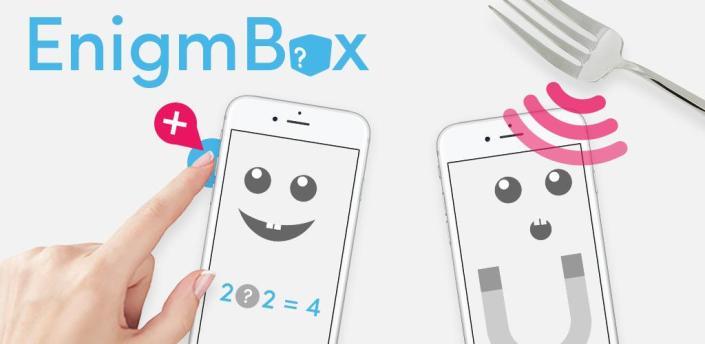 EnigmBox - Surprising logic puzzles in this box 😱 apk