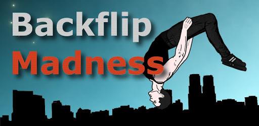 Backflip Madness - Extreme sports flip game apk