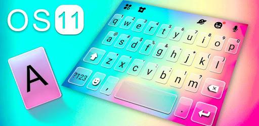 New OS11 Keyboard Theme apk