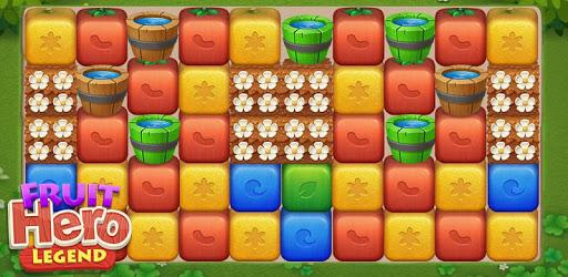 Fruit Block - Puzzle Legend apk
