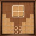 Wood Block Puzzle 1010 – Block Puzzle Classic Game Icon