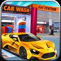 smart car wash service extreme city car stunts Icon