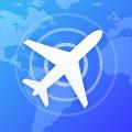 The Flight Tracker Icon