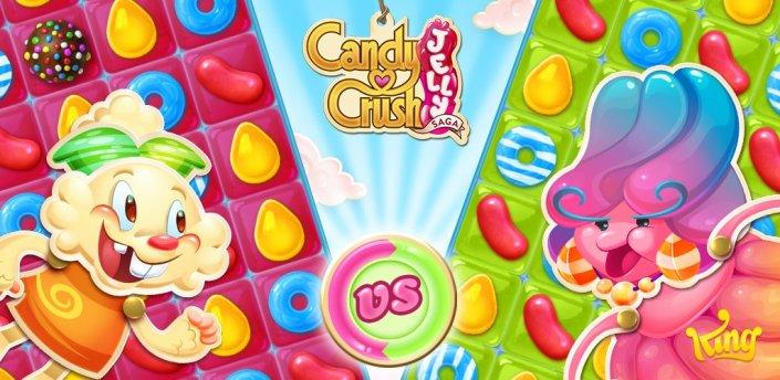 Candy Crush Jelly Saga (Mod) apk