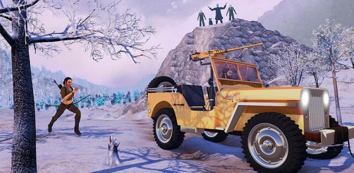 Zombie Hunt : FPS Game apk