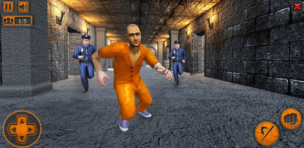 Break The Jail - Prison Escape Assault City apk