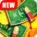 Idle Tycoon: Wild West Clicker Game - Tap for Cash Icon
