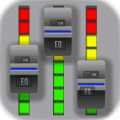 Equalizer 5 band Mp3 Icon