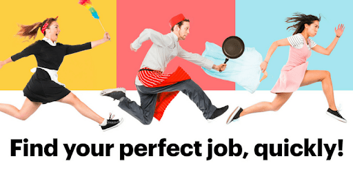 JOB TODAY: Find Jobs, Build a Career & Hire Staff apk