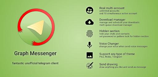 Graph Messenger apk
