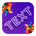 Text Animation GIF Maker Icon