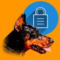 Dog Guard Security prank Icon