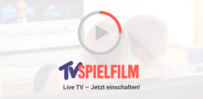 TV SPIELFILM - TV-Programm mit LIVE TV apk