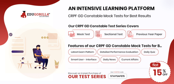 CRPF GD Constable Mock Tests for Best Results apk