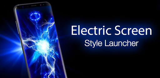 Electric Screen for Prank Live Wallpaper &Launcher apk