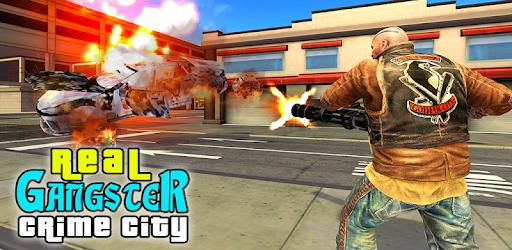 Real Gangster Crime City: Gangster Crime Simulator apk