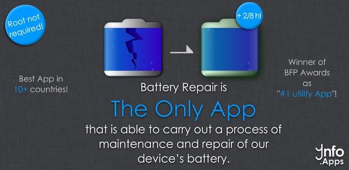 Battery Repair (Doctor Boost) apk