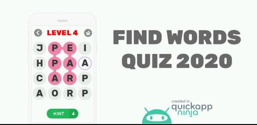 Find words - 2020 quiz apk