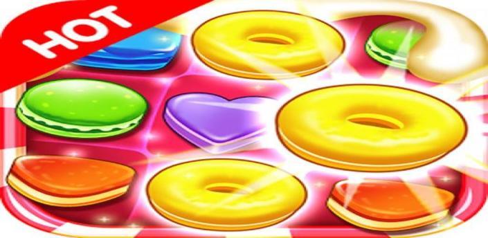 Jelly Garden Crush Saga apk