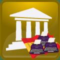 Test para la oposición a la Administración Civil Icon