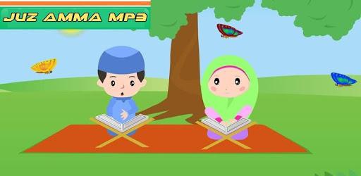 Juz Amma Anak MP3 Offline dan Terjemahannya apk
