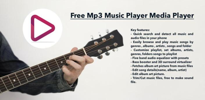 Free Mp3 Music Player Media Player apk