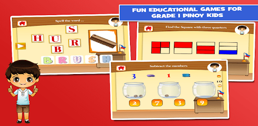 Pinoy Quiz for First Grade apk