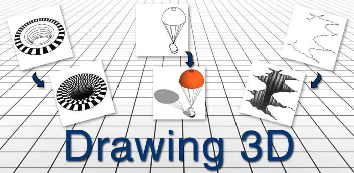 How to Draw 3D apk