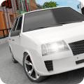 Russian Cars: 99 and 9 in City Icon
