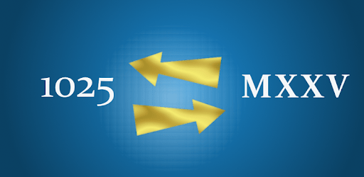Roman numerals to Decimal and vice versa apk