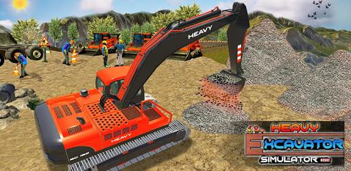 Heavy Excavator Simulator 2020: 3D Excavator Games apk
