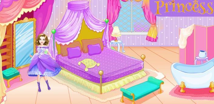 Princess Sofia Salon Hair makeup & dress up 👗 apk