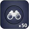 Mega Zoom HD Camera App Icon