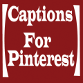 Captions For Pinterest Icon