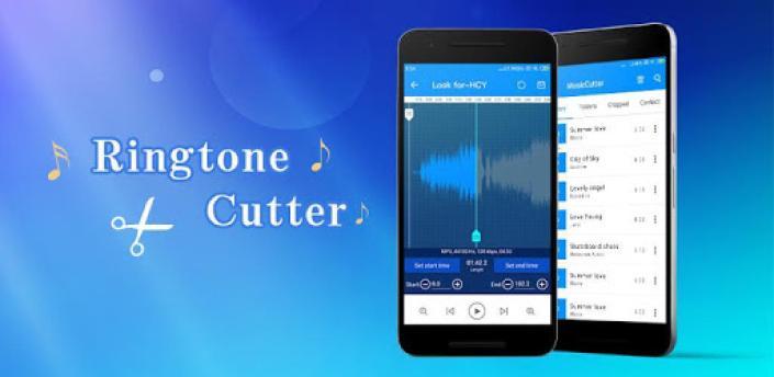 Ringtone Cutter & Ringtone Maker apk
