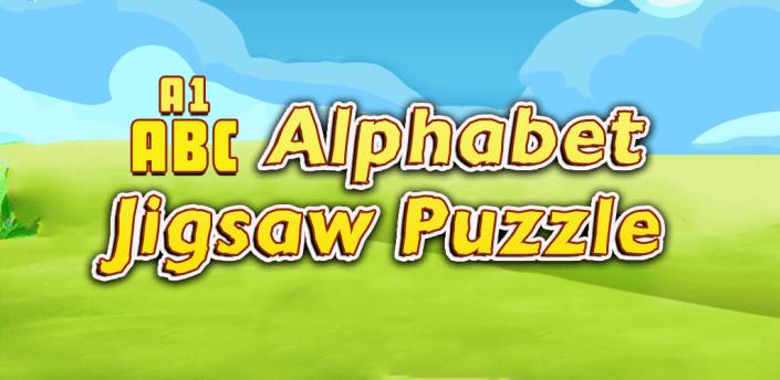 A1 ABC Alphabet Jigsaw apk