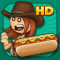 Papa's Hot Doggeria HD Icon